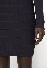 Hervé Léger - DRESS - Sukienka etui - black - 5