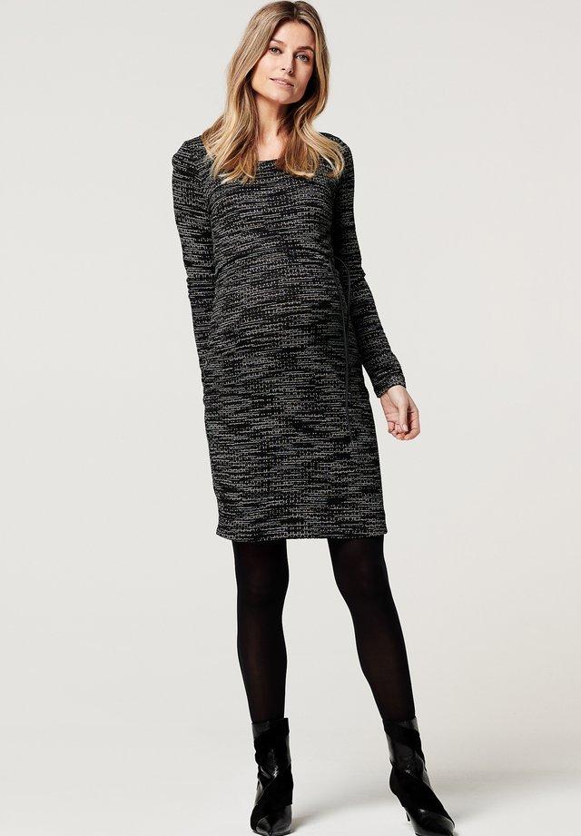 CASTLEFORD - SHIFT DRESS - Etui-jurk - black