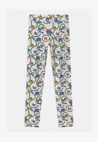 MOSCHINO - Leggings - Trousers - white - 0