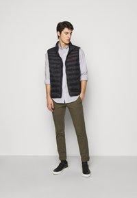 Polo Ralph Lauren - NATURAL - Shirt - grey/white - 1