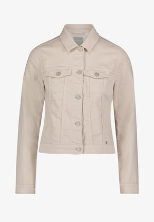 Denim jacket - grau