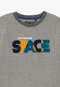 Lemon Beret - TEEN BOYS - Sweatshirt - grey melange - 2