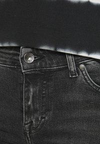 Tiger of Sweden Jeans - SLIGHT - Skinny džíny - black - 4