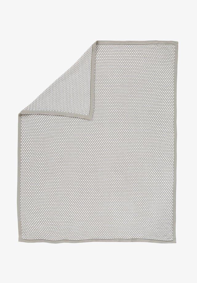 Hydrofiele doek - oyster gray