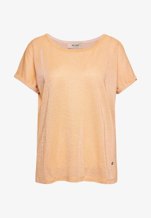 KAY TEE - T-Shirt basic - peach cobbler