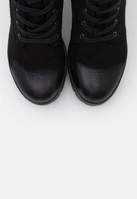 mtng - SABA - Kotníková obuv - black - 5