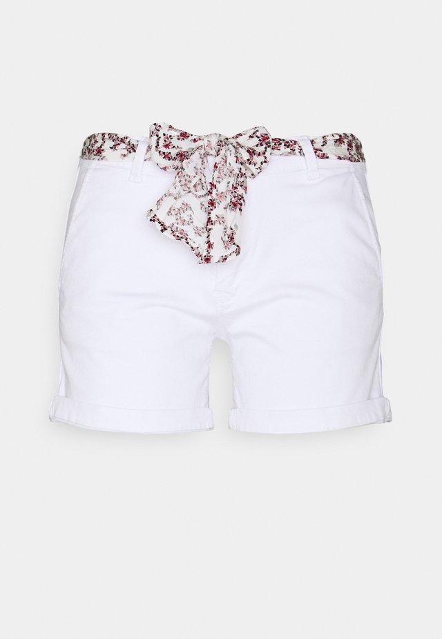 LIVE - Shorts - white