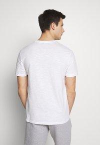 Pier One - Print T-shirt - white - 2