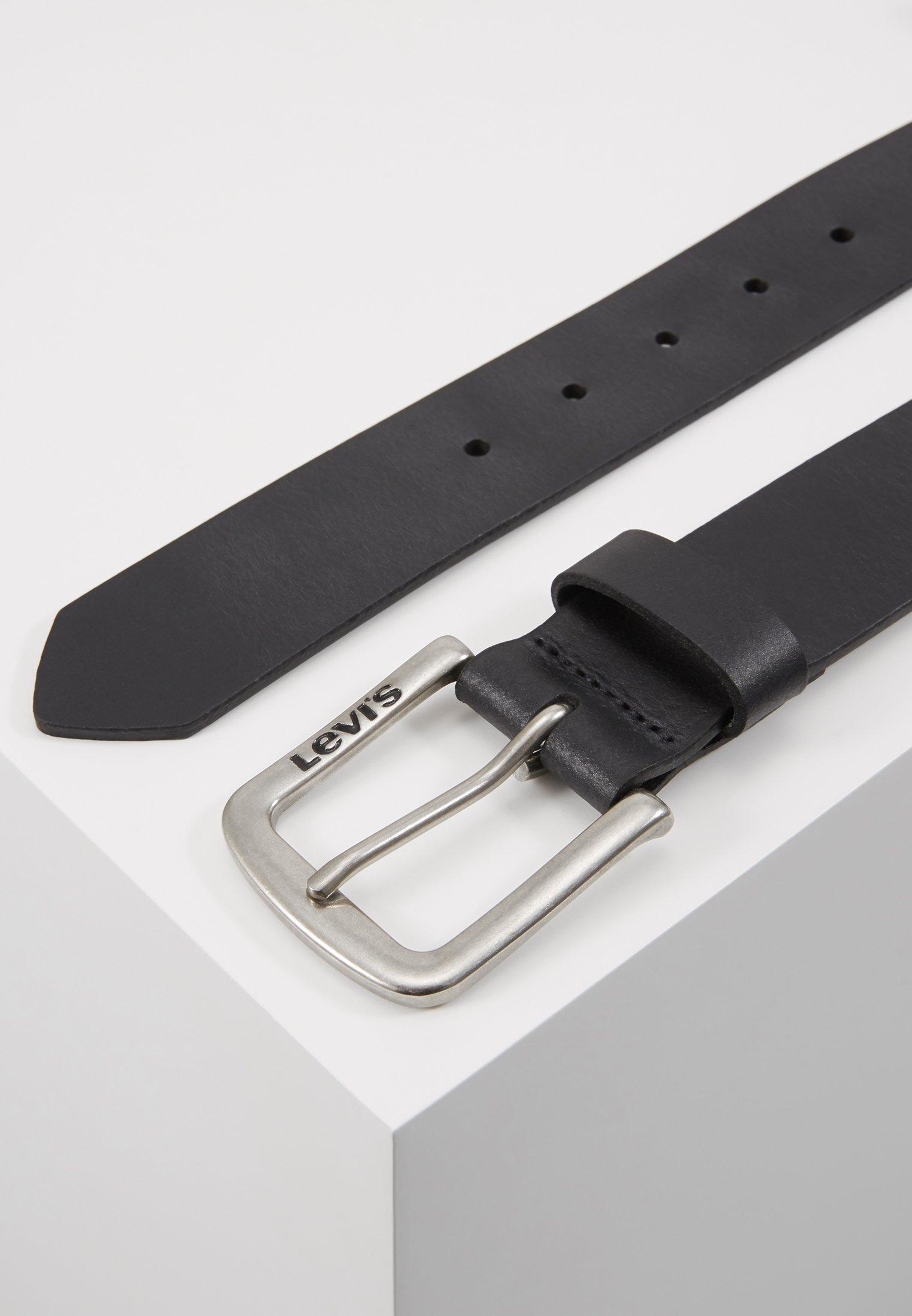 Levi's® SEINE - Belte - regular black/svart Uwjz8m0YcCrcS9O