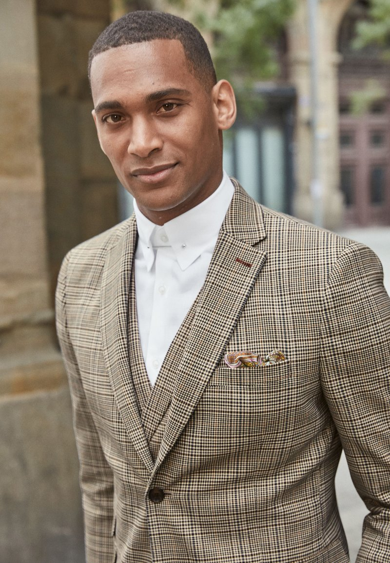 Next - Suit jacket - taupe