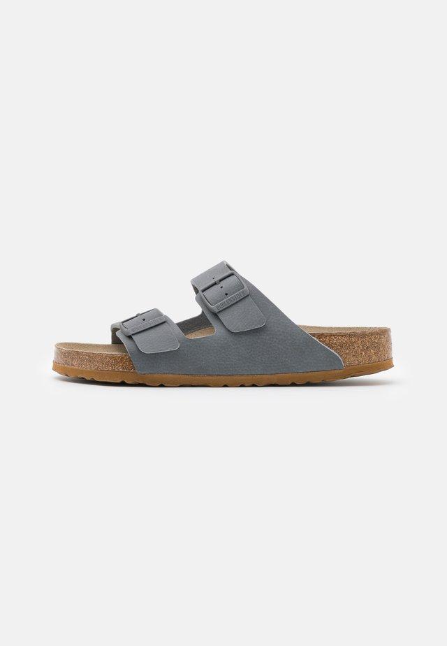 ARIZONA BF - Domácí obuv - gray
