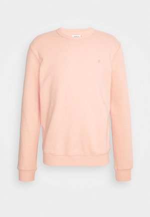 TIM CREW - Sweater - apricot marl