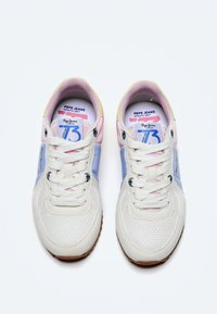 Pepe Jeans - SYDNEY - Sneakersy niskie - factory white - 1