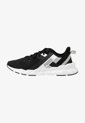 WEAVE XT TWIN - Sports shoes - black/silver