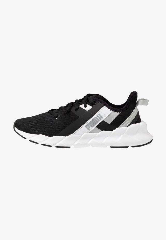 WEAVE XT TWIN - Sportovní boty - black/silver
