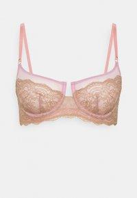 Dora Larsen - NORA UNDERWIRE BRA - Underwired bra - light/pastel pink - 4