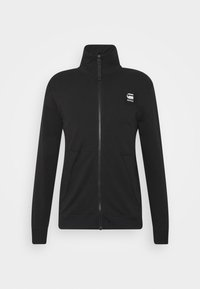 G-Star - ZIP THROUGH TRACK TWEETER - Träningsjacka - black - 6