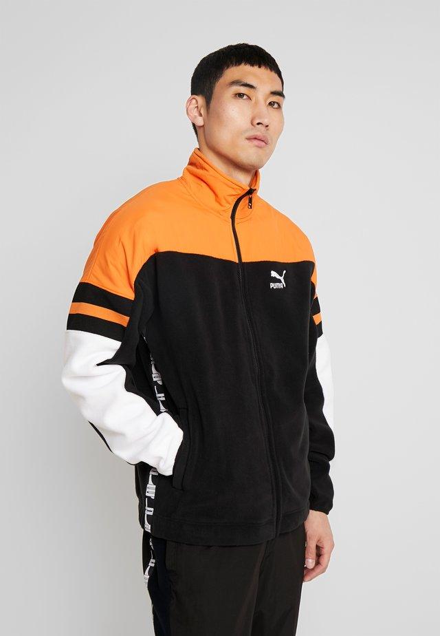WINTERIZED - Fleece jacket - black
