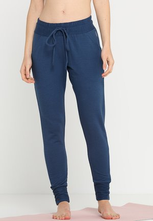 SUNNY SKINNY - Teplákové kalhoty - dark blue
