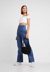 Fashion Union - LONGSAM - Pantaloni - blue - 2