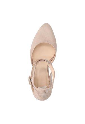 Bridal shoes - beige