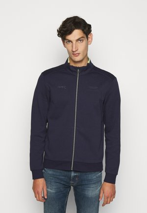 AMR FULL ZIP - Cardigan - navy