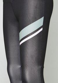 Cross Sportswear - ACTIVE TIGHTS - Legginsy - black - 2