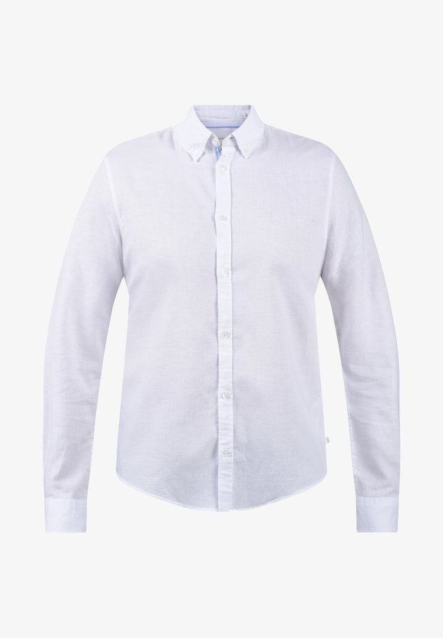 FANTON - Camicia - bright white