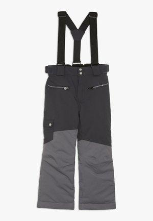 TIMEOUT PANT - Zimní kalhoty - ebony/algrey