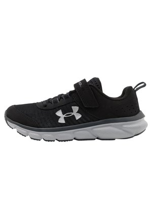 ASSERT 8 UNISEX - Neutral running shoes - black