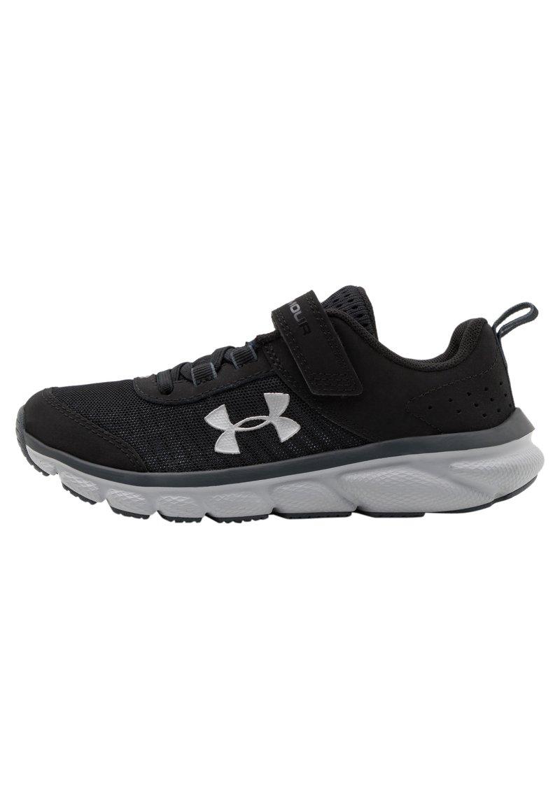 Under Armour - ASSERT 8 UNISEX - Neutral running shoes - black