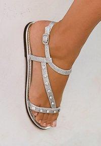 Next - Sandals - silver - 1