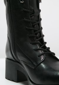 Zign - Platform ankle boots - black - 6