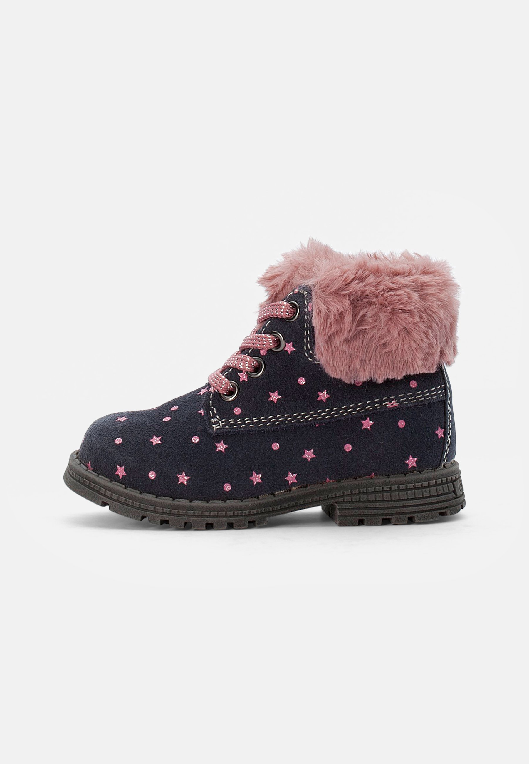 Kids BOOTIES - Lace-up ankle boots
