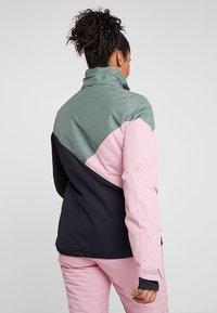 Brunotti - SHEERWATER WOMEN SNOWJACKET - Snowboard jacket - black - 3