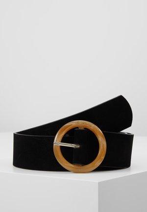 SCALE - Belt - noir