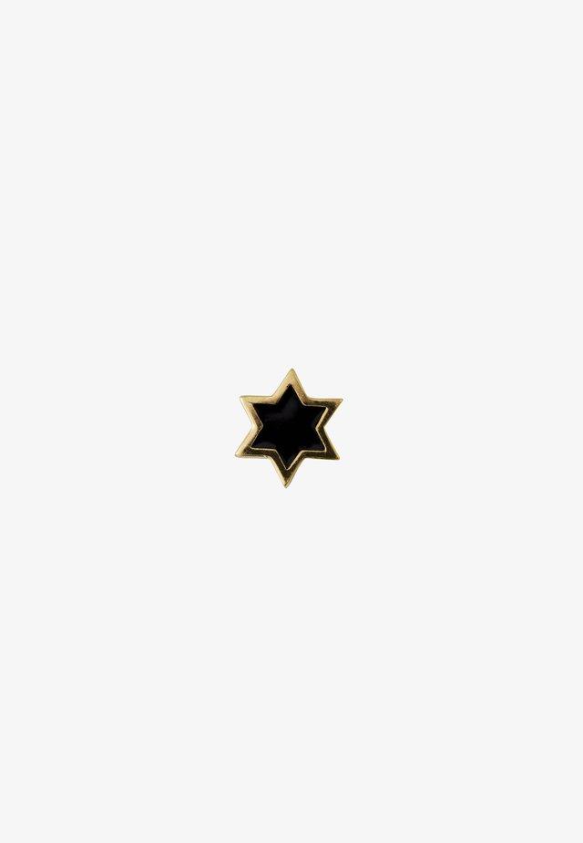 ENAMEL STAR CHARM - Charm - gold
