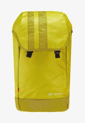AMIR  - Tagesrucksack - yellow