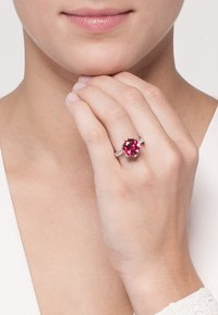 Caï - Ring - dark ruby - 1