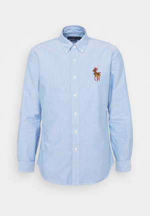 LONG SLEEVE SPORT SHIRT - Košile - blue