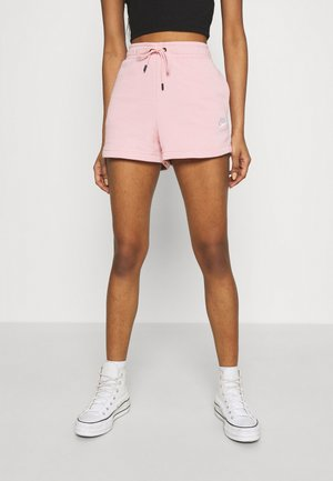 Shorts - pink glaze/white