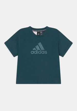 LOGO TEE - T-shirts print - teal/mint