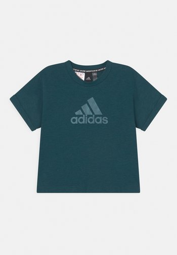TEE - T-shirt con stampa - teal/mint