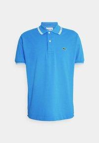 Lacoste - Polo shirt - ibiza/white - 4