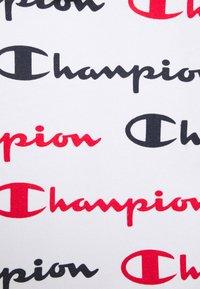 Champion - HOODED - Mikina skapucí - white - 4
