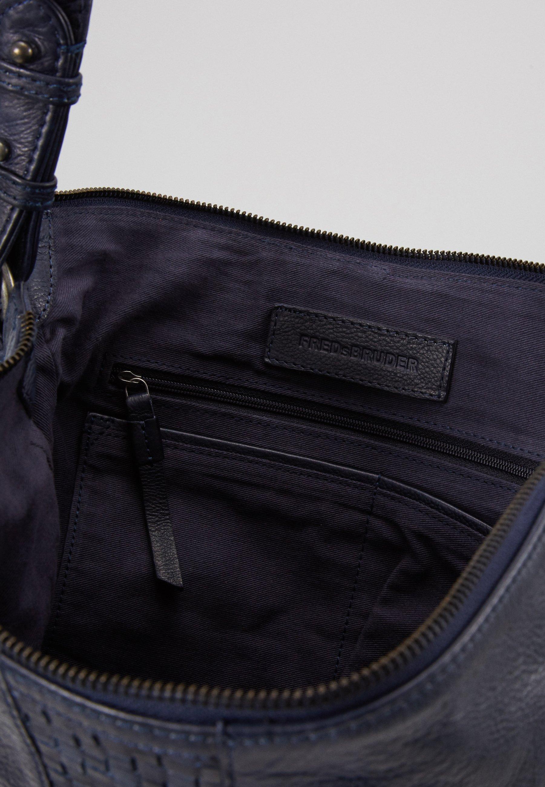 Fredsbruder Coco - Handtasche Deep Blue/dunkelblau