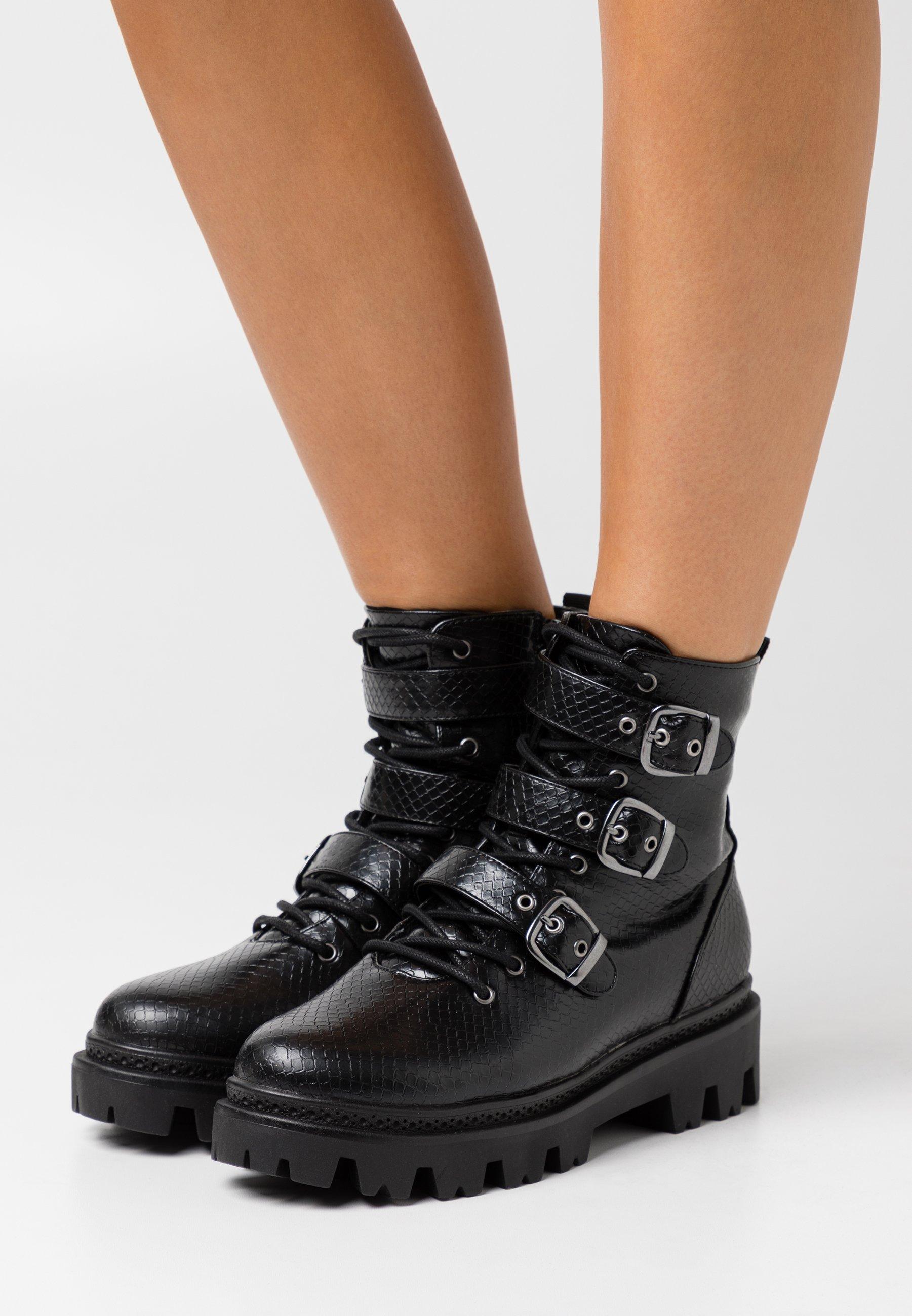 Women VMTONI BOOT - Cowboy/biker ankle boot