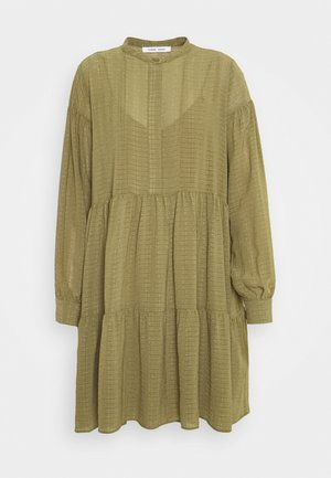 MARGO SHIRT DRESS - Skjortekjole - air khaki