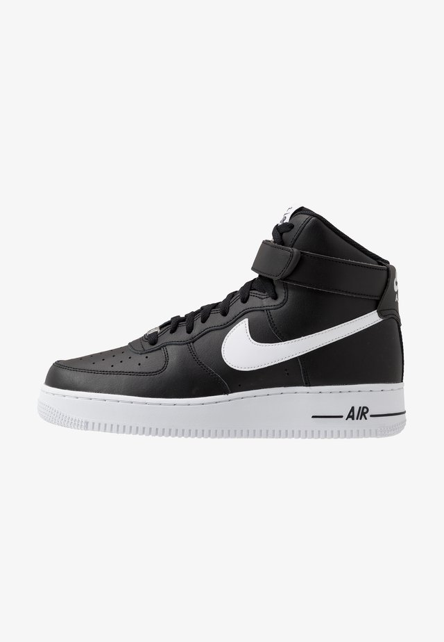 AIR FORCE 1 '07  - High-top trainers - black/white