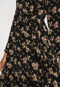 Molly Bracken - LADIES DRESS - Shirt dress - black - 5